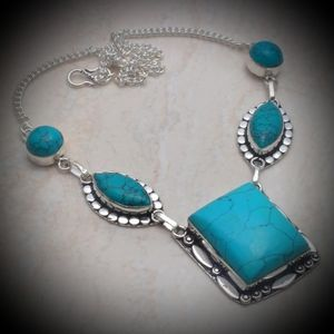 💙 TURQUOISE NECKLACE